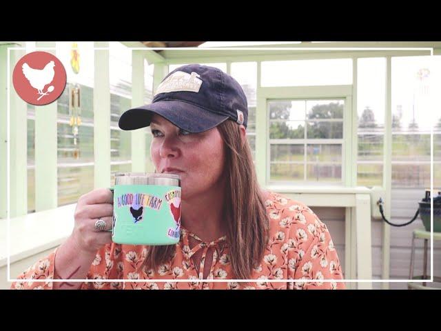 An Emotional Interview   A Good Life Farm