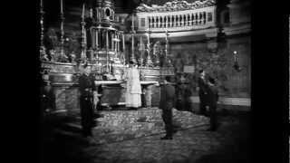 I tre aquilotti - La tradizione cattolica nel cinema - S. Messa nella Reggia di Caserta