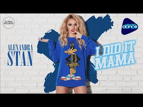 Alexandra Stan - I Did It Mama (2015) [Full Length Maxi-Single]