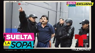 El Chapo Guzmán: Hablamos con la abogada tras visitarlo en la prisión | Suelta La Sopa