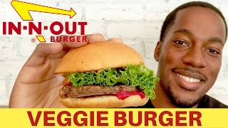 The IN-N-OUT Veggie Burger