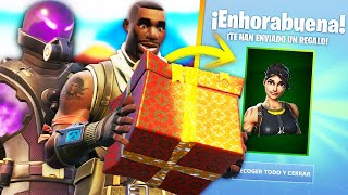 They BULLYING CARAMELITO by NOOB and I GIVE you your FIRST SKIN at FORTNITE!... 🔥😱