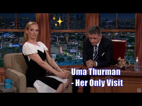 Uma Thurman  Mocks Craig  Her Only Appearance Some Text