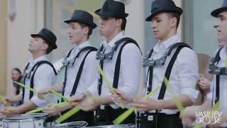 Проект Барабангстеры от Vasiliev Groove —шоу барабанщиков №1 в России