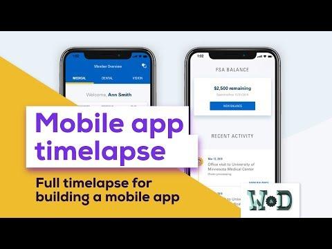 Blue Cross Blue Shield Mobile App