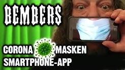 Bembers - Corona Masken Smartphone-App