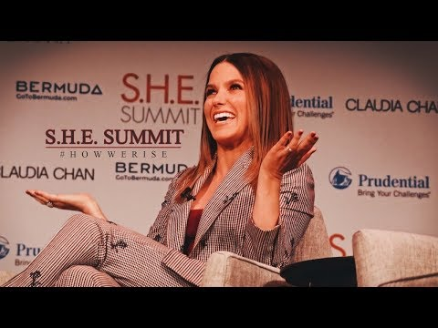 EVENT Sophia speaking at S.H.E. Summit October 19th, 2017
