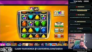 Big bets and bonus buys    New Casino massive 500% welcome offer
