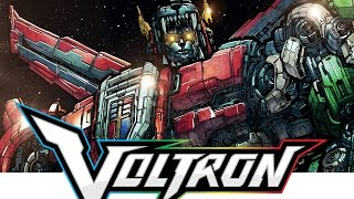 DRAWING VOLTRON IN FULL COLOR - THE MOST DETAILED DRAWING EVER (I THINK)