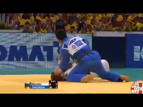 Georgian Judo in action