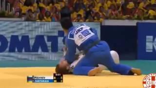 Georgian Judo in action