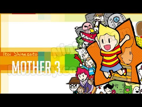 Mother 3 GBA English v1 2 - It's a translated Rom and is the sequel