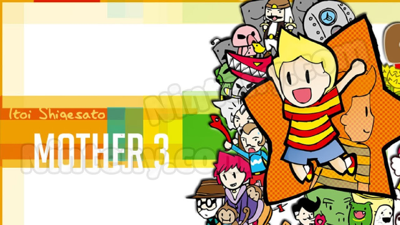 mother 3 english rom gba download
