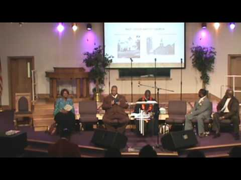 A Moment In Black History: Center Baptist Church