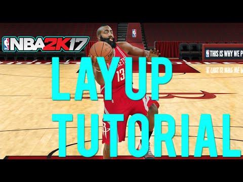 NBA 2K17 - BEST Layup Tutorial : Eurostep, Hopstep, Runner, Spin Layup, Reverse Layup & More