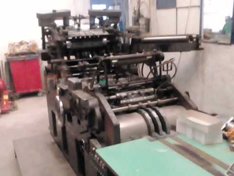 BIELONI (MILANO) ENVELOPE MACHINE FOR SALE