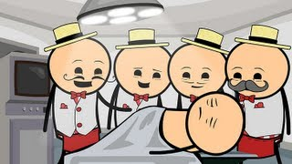 Cyanide & Happiness - Barbershop Quartet Performs Surgery