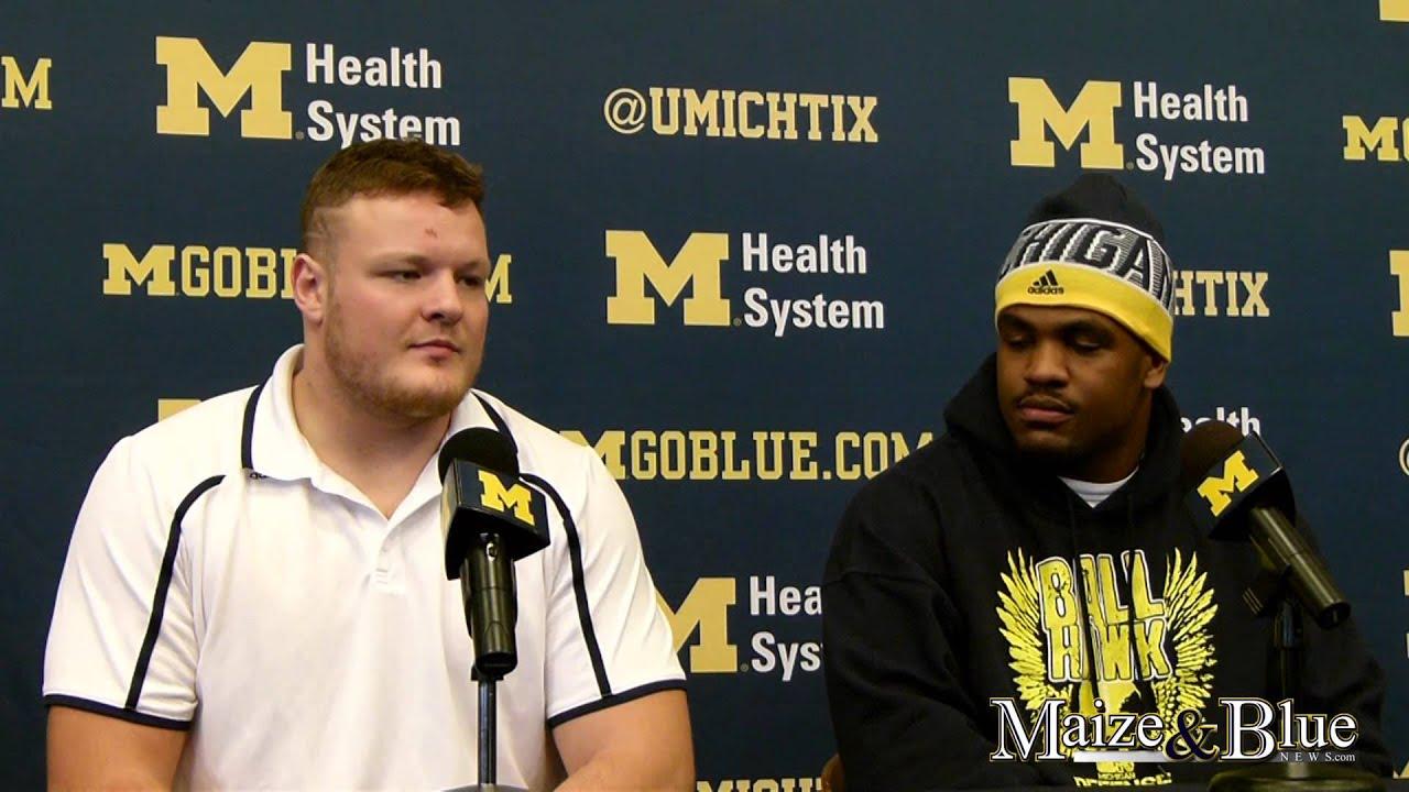 Ryan Glasgow. James Ross reflect on Minnesota finish - YouTube