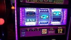 Sherri Anne Slots 3X4X5X Double Times Slot Machine * Quarters! Fun @ Choctaw Casino