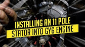 11 Pole Stator Upgrade Part 3 Youtube