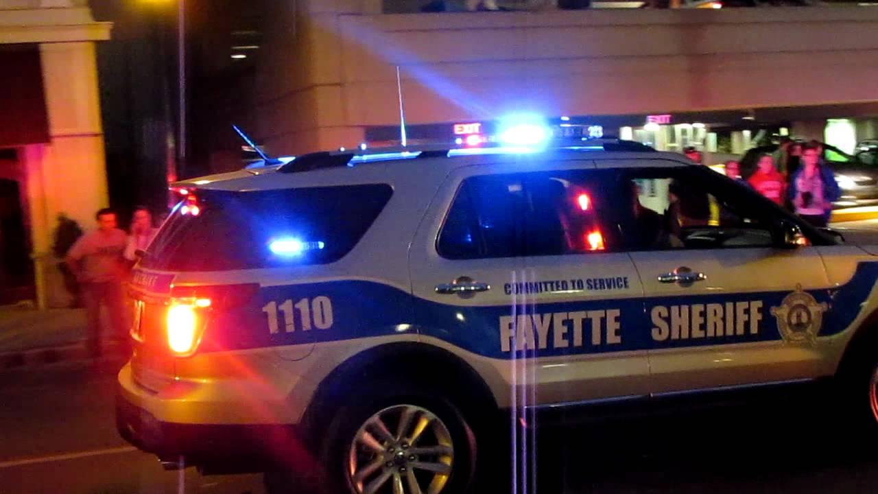 Fayette county sheriff ky