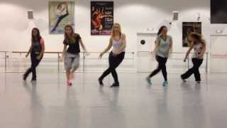 "Cassie feat Rick Ross ""Numb"" jazz street class choreography by Angelika Galkowska"