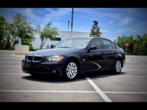 2007 BMW 328i E90 N52 Review & Test Drive