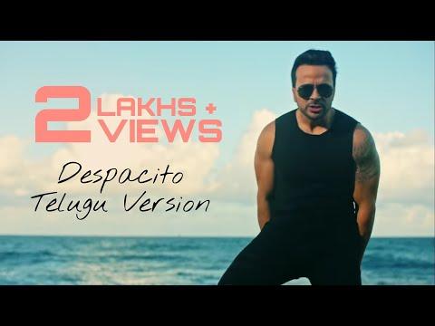 despacito lyrics in telugu mp3 download