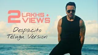 Despacito Telugu version Luis Fonsi - Despacito ft. Daddy Yanke_తెలుగు imax