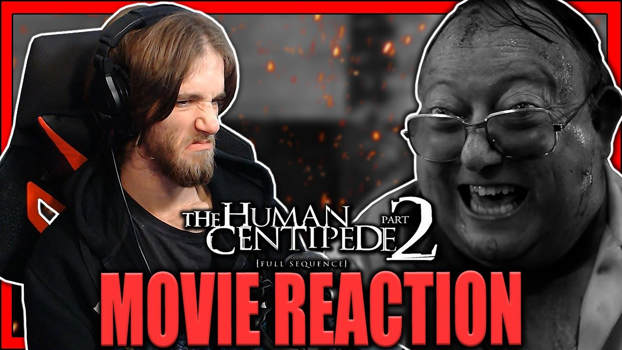 Download The Human Centipede 2 (Full Sequence) MOVIE REACTION!!!