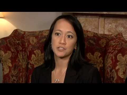 """Pursue Your Passion"" An Interview with Alumna Alissa Hsu Lynch '90"