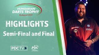 Semi-Final and Final HighĮights | 2021 Hungarian Darts Trophy