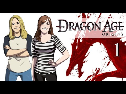 Dragon Age Origins #1 | SERIOUS ABOUT CHARACTER CREATION