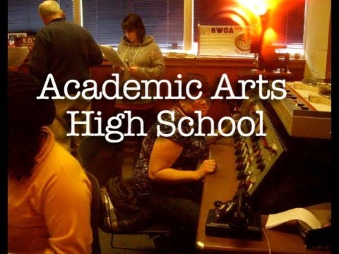 Academic Arts High School