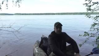 видео Байдарка для рыбалки