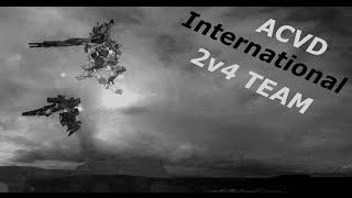 Armored Core: Verdict Day - International Team  w/2 UNACs 【#ACVD】