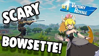 I FOUND BOWSETTE IN FORTNITE *Season 6* AND YOU DON'T WANT TO KNOW WHAT HAPPENED (scary)