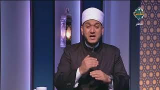 الشيخ خالد شعبان يجيب على سؤال الحلقة الخاص بحروف مخارج الحروف   مع التلاوة