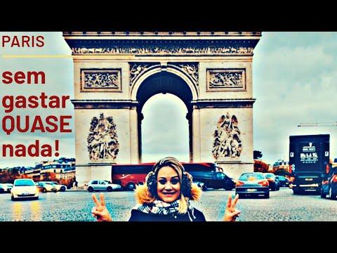 NOSSO TOUR ECONÔMICO EM PARIS - Ana Prado