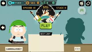 South Park Phone Destroyer Episode 9 Stage 2 Princess Kenny