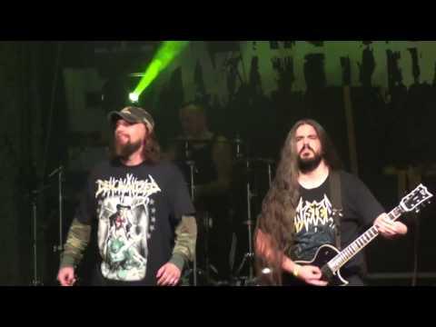 SINISTER - Live in Brasov @Kruhnen Musik Halle 21.10.2016 [Full Show]
