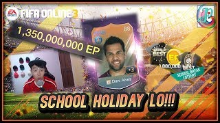 ~Rejoice! School Holidays!~ School Break Lottery 2019 Opening - FIFA ONLINE 3