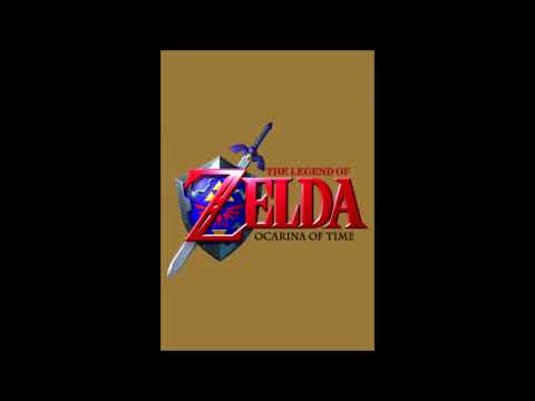 Gerudo Valley   The Legend of Zelda 1 hour