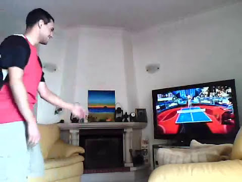 Xbox 360 Kinect Sports Table Tennis Tenis De Mesa Youtube