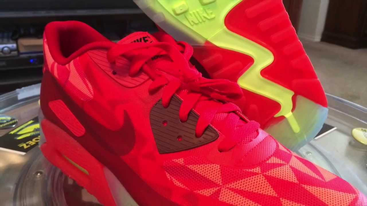 air max 90 ice gym red