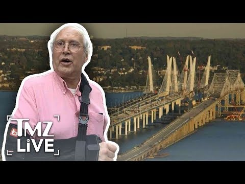 Chevy Chase Attacked In Road Rage Incident  TMZ Live