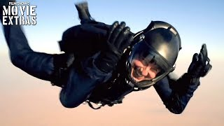 MISSION: IMPOSSIBLE FALLOUT | HALO Jump Stunt Featurette