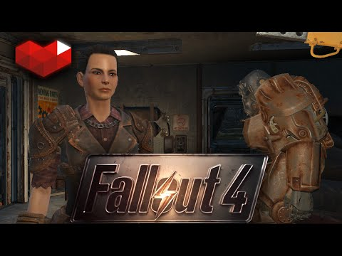 WORRIED MOTHER Fallout 4 (Her Story) Livestream Part 1 (PC) (Livestream)