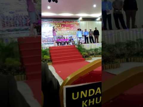 Liturgi Ragam Profesi Perayaan Natal PPTSB Cabang Batam 2016