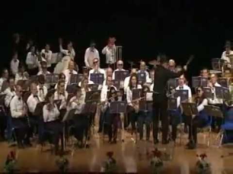 Everybody needs somebody -Santa Cecilia 2010 -  Banda Musicale Giacomo Puccini di Nichelino